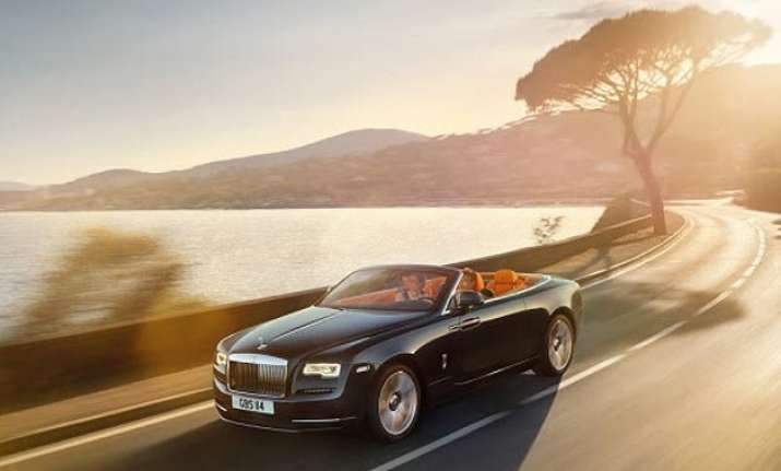 china roils rolls royce party as global sales near record