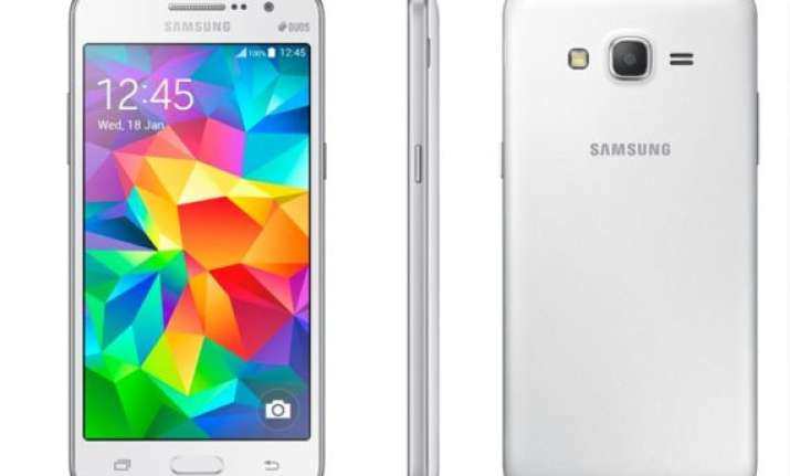 samsung galaxy grand prime launched at rs 15 499