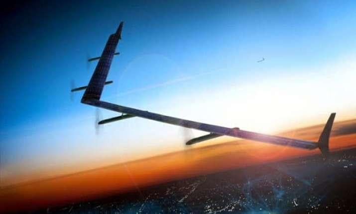 facebook tests laser drones in british skies