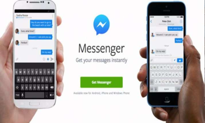 facebook messenger to give multiple account support for
