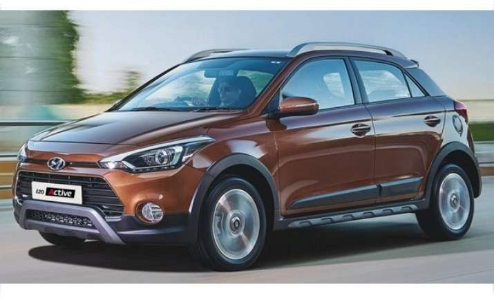hyundai i20 active launched priced at rs 6.38 lakh