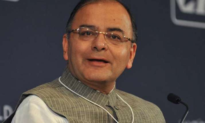 growth deceleration has bottomed out arun jaitley