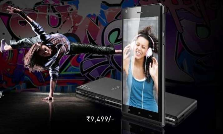 xolo opus hd launched at rs 9 499
