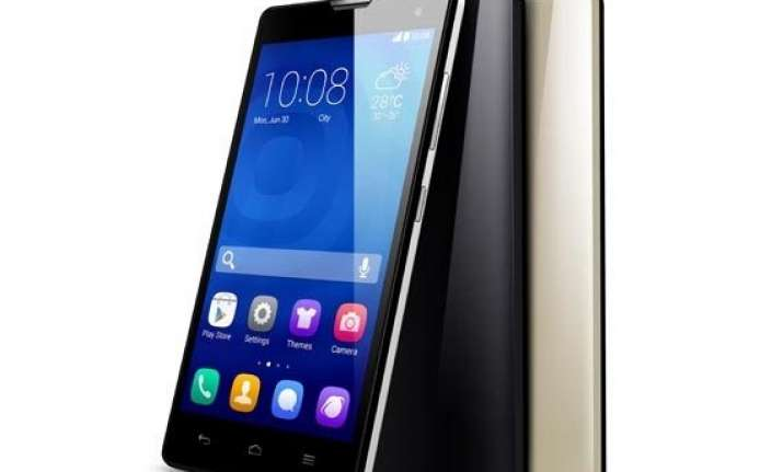 huawei honor 6 extreme edition with 2ghz octa core kirin
