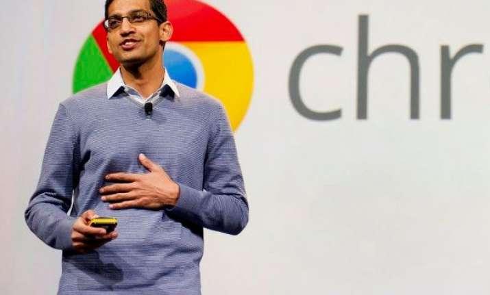 google ceo sundar pichai symbolises new india it industry