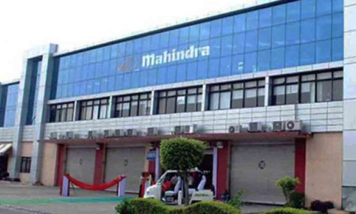 mahindra mahindra sales rise 1 in april