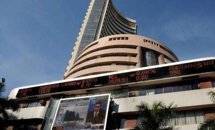 sensex up 58 points in morning trade
