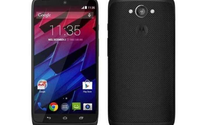 motorola moto turbo with 5.2 inch qhd display launched at
