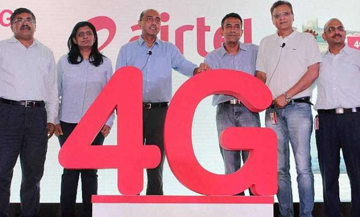 bharti airtel takes its 4g services to 296 towns