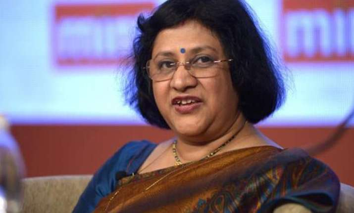 forbes names sbi chief as 30th most powerful woman in the