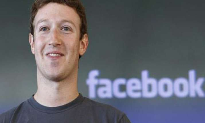 mark zuckerberg to hold townhall meet in new delhi on