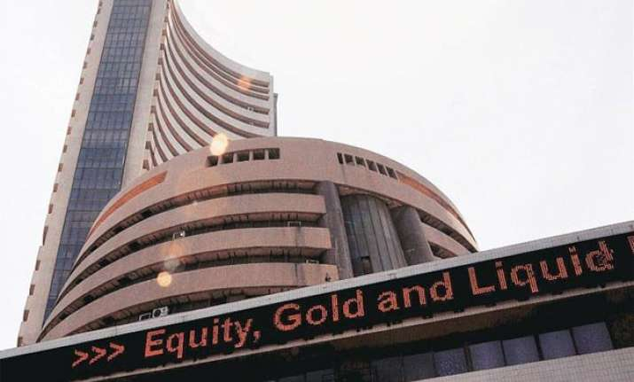 sensex loses ground and takes u turn slides 98 points
