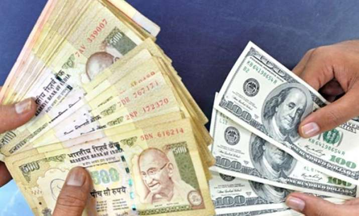 rupee recovers 26 paise against dollar in early trade