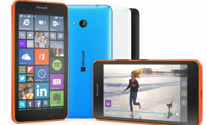 microsoft to launch lumia 640 640 xl in india on april 7