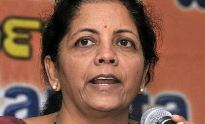 india us to identify sectors for investments sitharaman