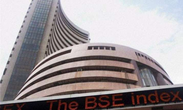 sensex jumps 192 points to near one month high