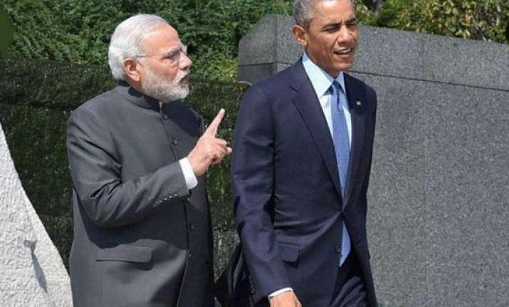 modi obama target 500 billion india us trade