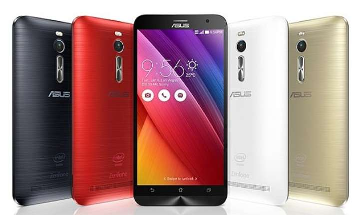 asus zenfone 2 launched in india at rs 12 999