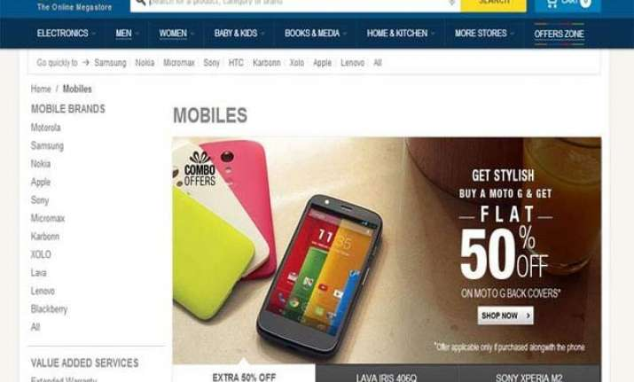 flipkart myntra to bring down discount rates to 20 by 2015