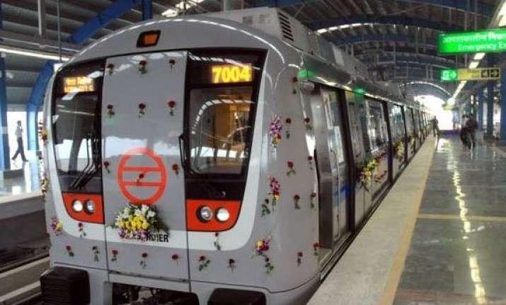metro rail between noida greater noida by 2017