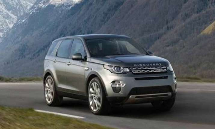 land rover to launch new discovery sport in september