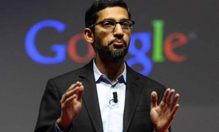 know all about sundar pichai new ceo of google