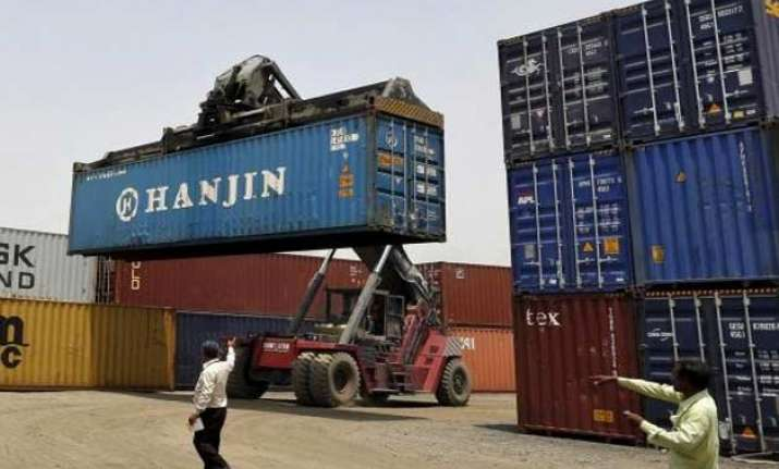 exports decline 14 in april 5th straight month of