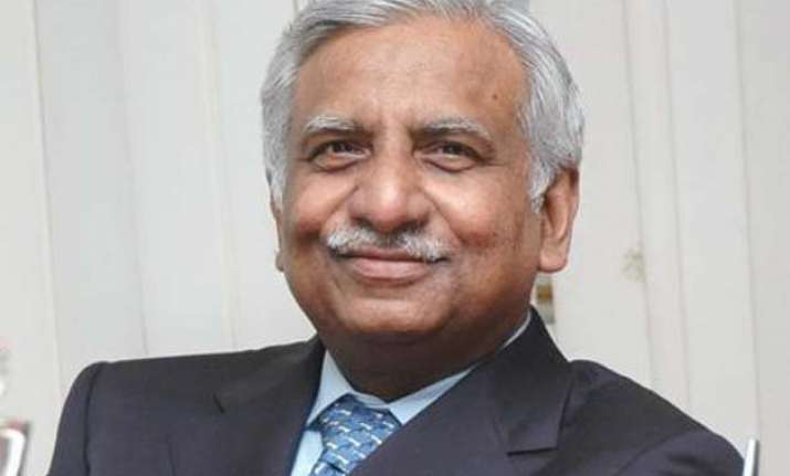 naresh goyal not to bring down holding below 51 jet airways