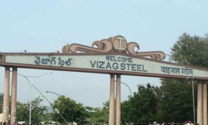 visakhapatnam steel plant may resume production in a month