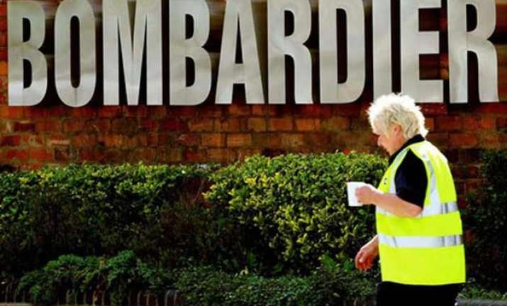 bombardier in plans to make india export hub for passenger