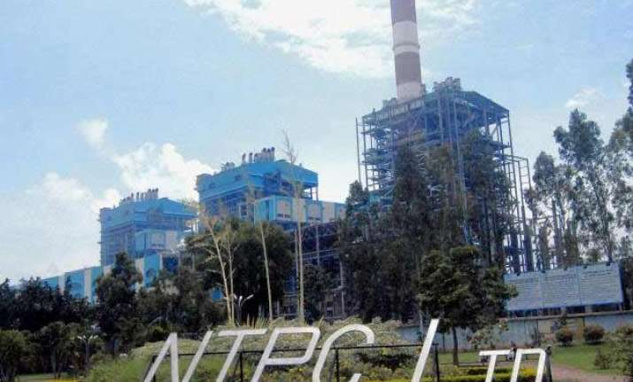 government to sell 5 in ntpc on tuesday eyes rs 5 000 crore