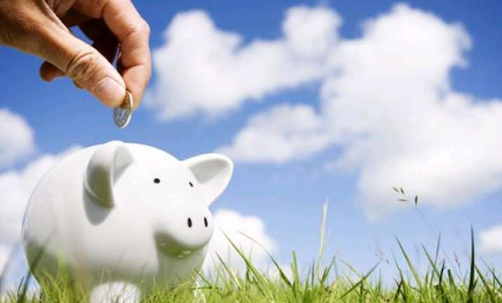 household financial savings rate inch up to 7.2 of gdp