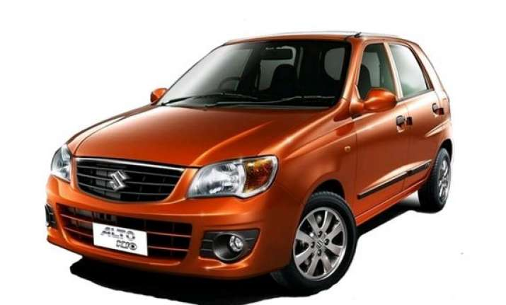 maruti suzuki to launch new alto k10 in november