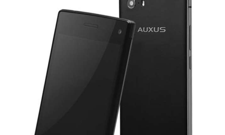 iberry auxus aura a1 with 8 mp front camera launched at rs.