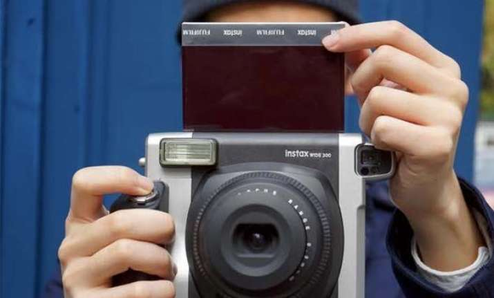 new fujifilm instax wide 300 instant camera for rs 9 550 in