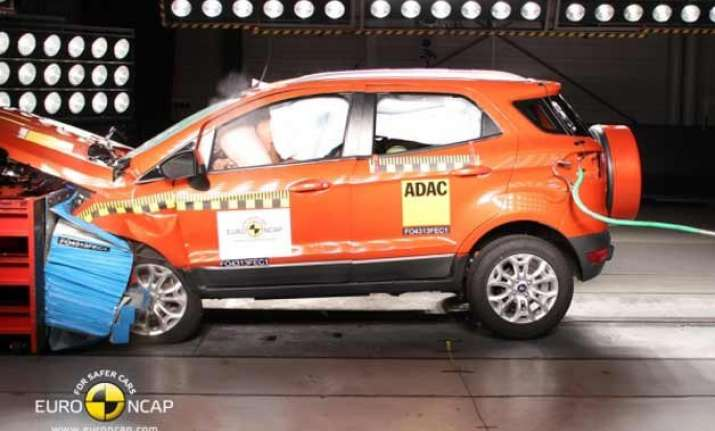 most popular indian suvs crash tests