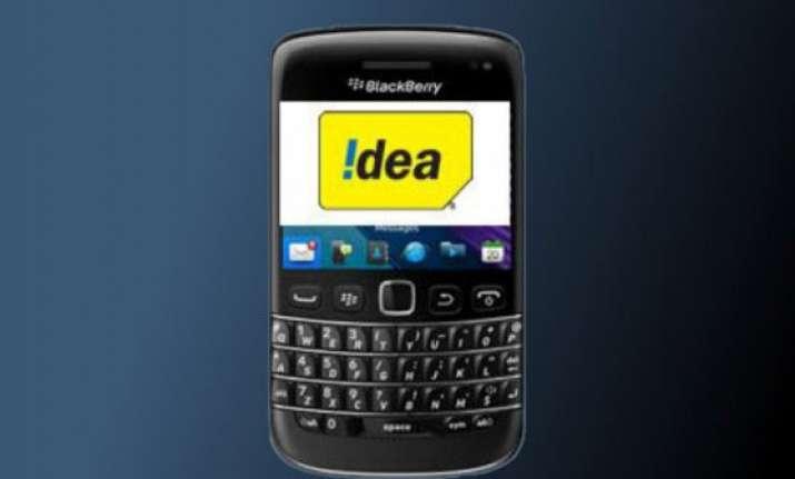 blackberry idea launch sim based licensing solution