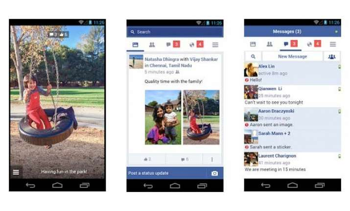 facebook launches simpler app facebook lite for low end