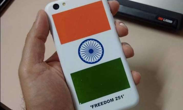freedom 251 continues its poor run as website down again on