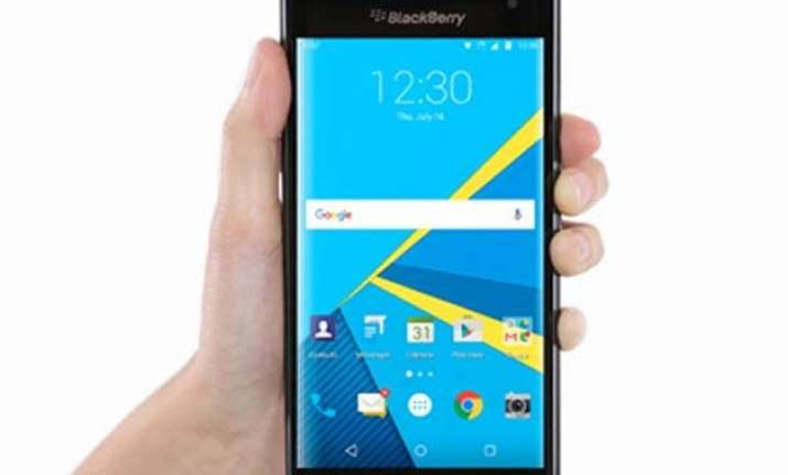 blackberry unveils android phone in india costs more than