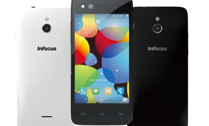 infocus m2 offers two 8mp cameras for rs 4 999