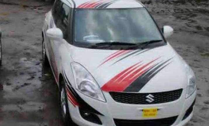 maruti suzuki india september sales up 4.6 at 1 09 742 units