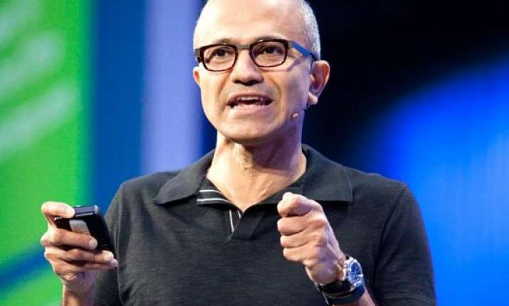 microsoft ceo says women in technology should not ask for