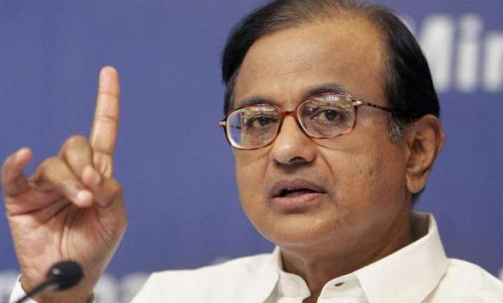 chidambaram slams budget 2015 says it fails fiscal and