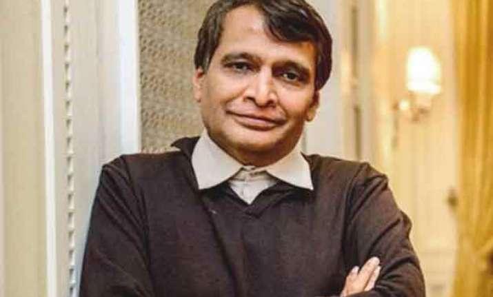 rail budget 2015 suresh prabhu decides against increasing