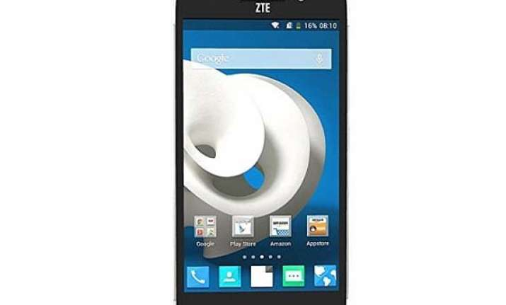 zte grand s ii launched at rs 13 999 exclusively on