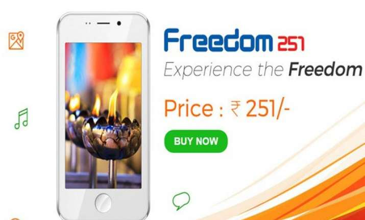 freedom 251 after crash website says we will return in 24