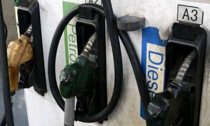 petrol price cut by rs 1.82/litre diesel rate hiked by 50p