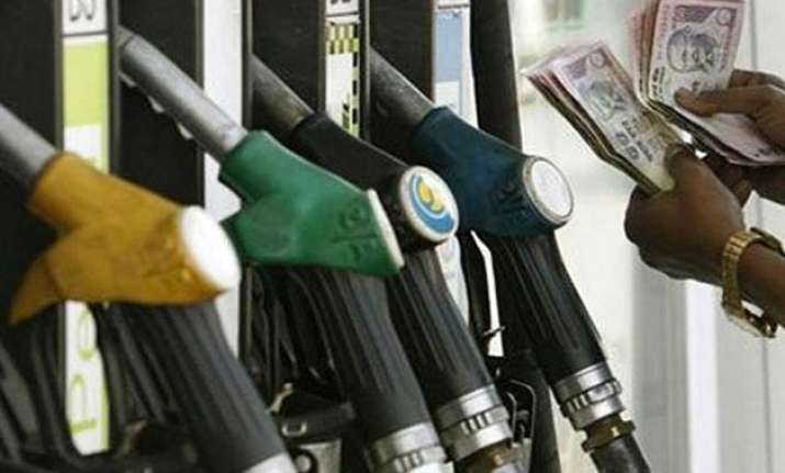 petrol prices in delhi up by 96 paise diesel up 53 paise