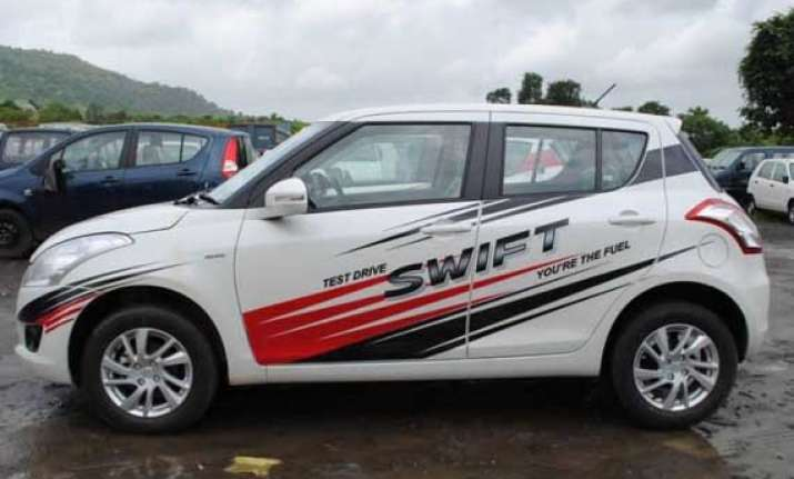 maruti launches refreshed swift hatchback prices start at